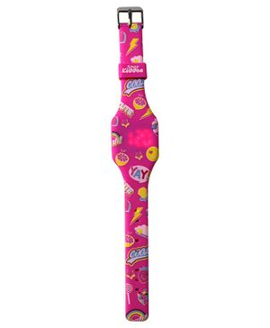 Smilykiddos Fantasy Shimmer Watch - Pink