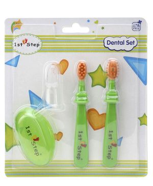1st Step Dental Set - Green