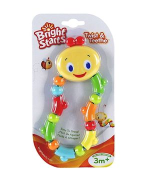 Bright Starts -Twist And Teethe Teether
