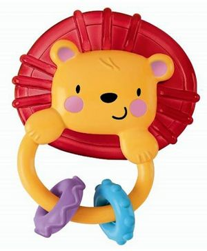 Fisher Price - Discover And Grow Lion Teether Multi Colour