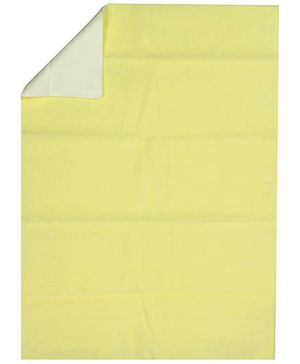 1st Step - Yellow Baby Care Sheet