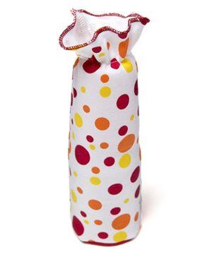 Nino Bambino Polka Dot Bottle Cover - Small