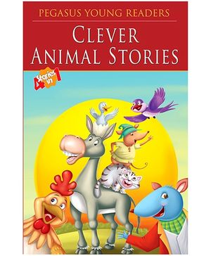 Pegasus Clever Animal Stories - English