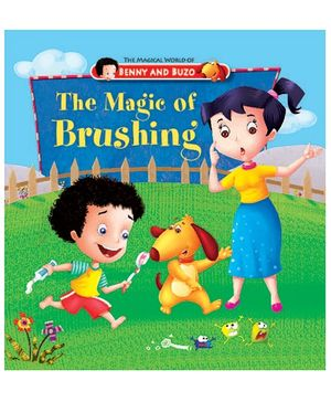 Pegasus Benny And Buzo The Magic Of Brushing - English