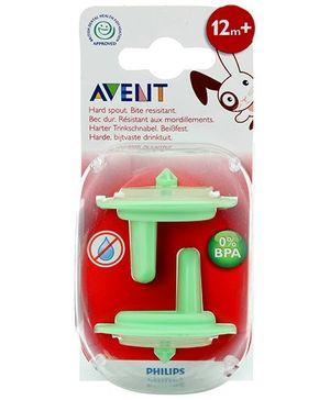 Avent - Toddler 2 Spouts Green BPA Free