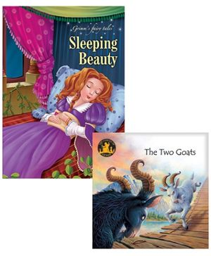 Macaw - Combo Pack Of Two Goats And Sleeping Beauty