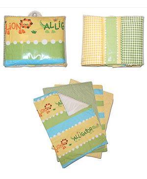 Abracadabra -  Set of 4 Diaper Changing Mats