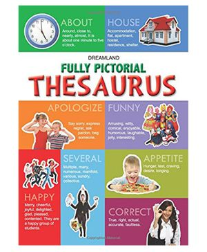 Dreamland - Fully Pictorial Thesaurus