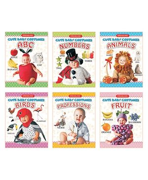 Dreamland Cute Baby Costumes With Combo Pack - English