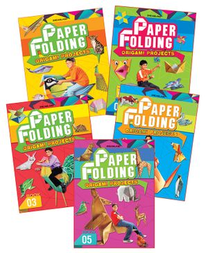 Dreamland - Paper Folding With Pack Of 5 Titles