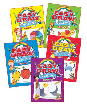 Dreamland - Easy Draw With Pack Of 5 Titles