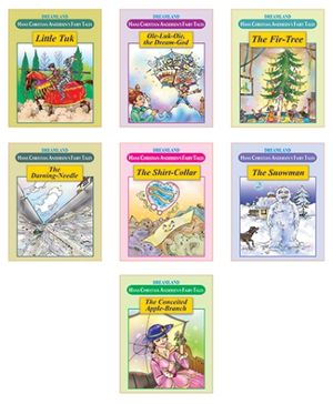 Dreamland - Hans Christian Combo pack of  7 Titles