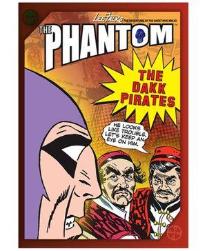 Euro Books - Phantom The Dark Pirates