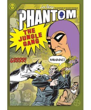 Euro Books - Phantom The Jungle Gang