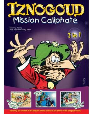 Euro Books-Mission Caliphate 3 In 1