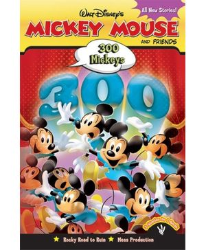 Disney Mickey Mouse and Friends - 300 Mickey