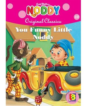 Euro Books - You Funny Little Noddy 10