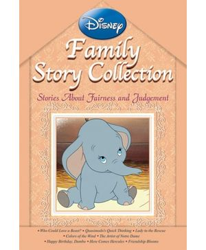 Disney- Family Stories AboutStories About Happiness 8 in 1