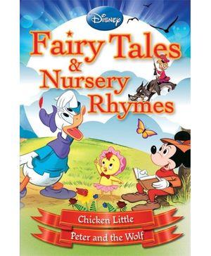 Disney - Fairy Tales And Nursery Rhymes
