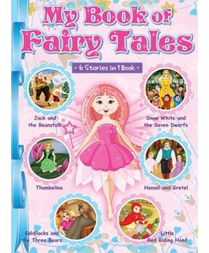 Euro Books - My Book Of Fairy Tales