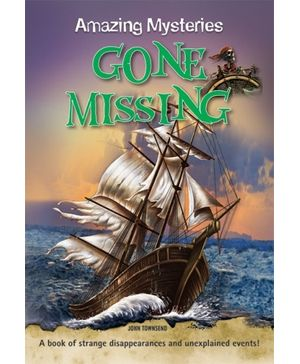 Euro Books - Amazing Mysteries Gone Missing