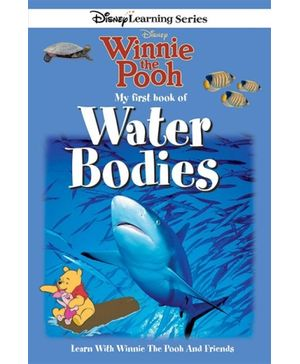 Disney Winnie the Pooh - My First Book Of Water Bodies