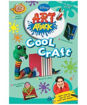 Disney - Art Attack Cool Craft
