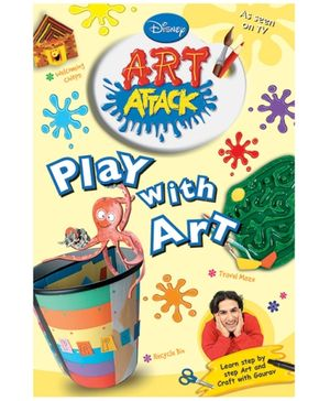 Disney - Art Attack Play With Art