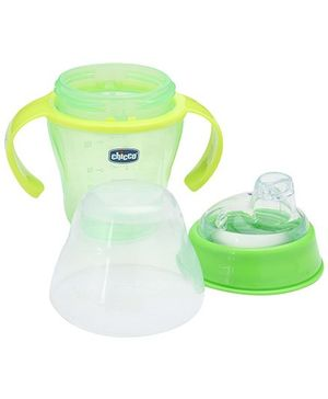 Chicco Soft Cup Green - 200 ML