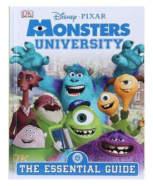 Disney Pixar - Monsters University The Essential Guide