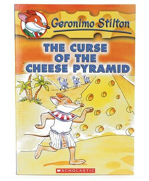 Scholastic India - The Curse of the Cheese Pyramid