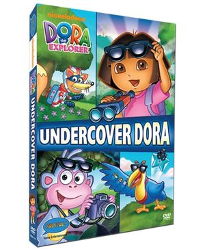 Dora - Undercover Dora DVD In English