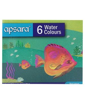 Apsara - Water Colours Tubes 5 ml