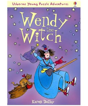 Usborne - Wendy the Witch Puzzle Book