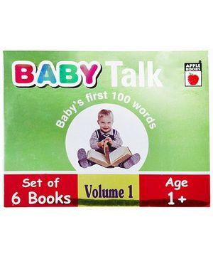 Apple Books - Baby Talk Books
