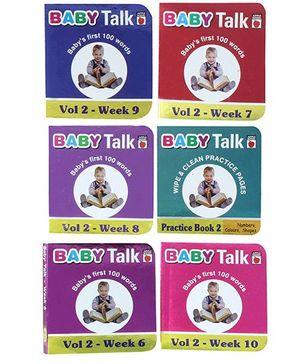 Apple Books Baby Talk Books - English