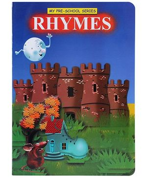 Apple Books My Pre School Series Rhymes Book - English
