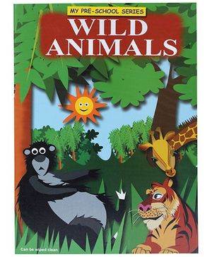 Apple Books - My Pre School Series Wild Animals Book