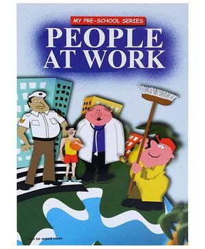 Apple Books My Pre School Series People At Work - English