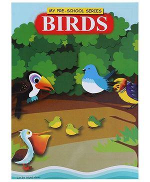 Apple Books My Pre School Series Birds Book - English