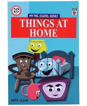 Apple Books My Pre School Series Things At Home Book - English