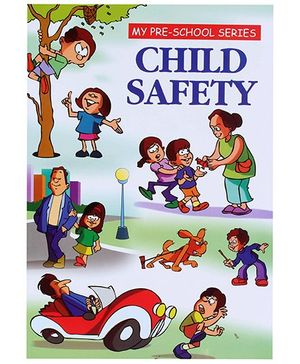 Apple Books My Pre School Series Child Safety Book - English