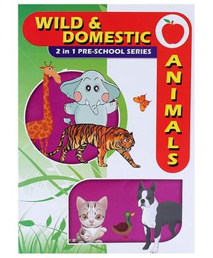 Apple Books - My Pre School Series Wild And Domestic Animals