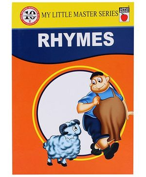 Apple Books - My Little Master Series Rhymes Book
