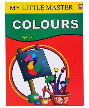 Apple Books - My Little Master Series Colors Book