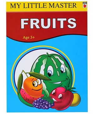 Apple Books - My Little Master Series Fruits Book