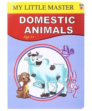 Apple Books - My Little Master Series Domestic Animals