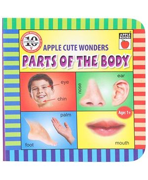 Apple Books Parts of Body Knowledge Book - English