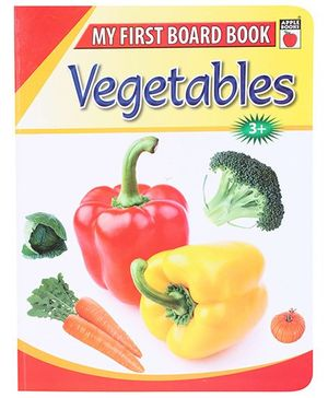 Apple Books - My First Board Book Series Vegetables