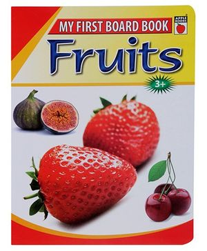 Apple Books - My First Board Book Fruits